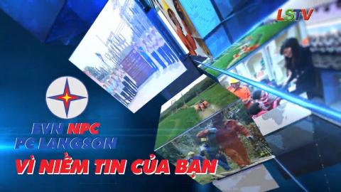 CM Điện lực Lạng Sơn vì niềm tin của bạn ngày 1/6/2020